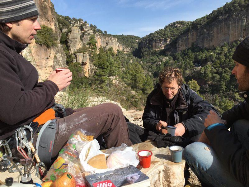 ontspannen in Siurana - Spanje